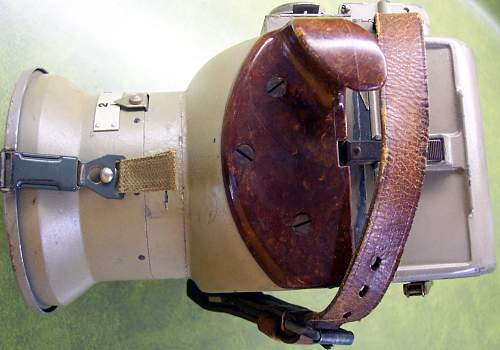 Luftwaffe Aerial Camera?