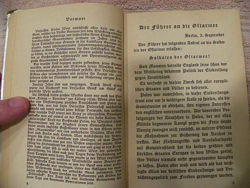 Der Feldzug in Polen (The Campaign in Poland) Book