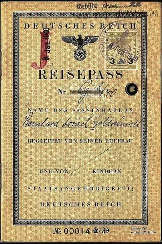 Manchurian visa - German passport