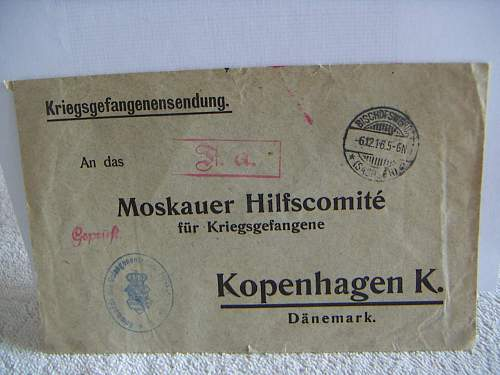 Click image for larger version.  Name:Envelope prisoner of war Moskauer Hilfscomite front 1.jpg Views:116 Size:158.3 KB ID:201497