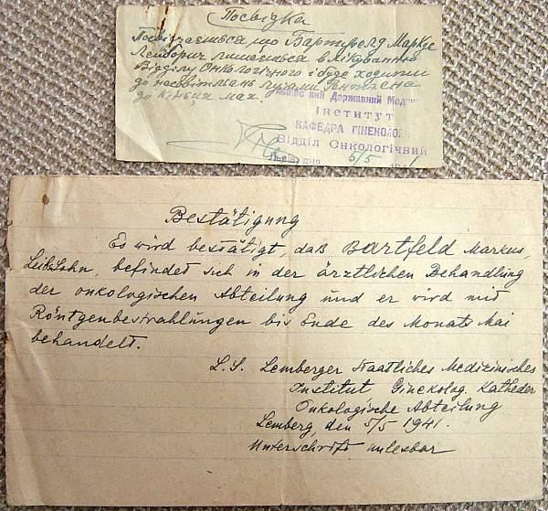 German document...