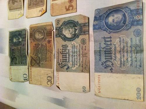 german currency anyone?