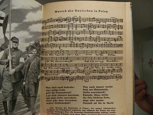 171 infantry division song card?