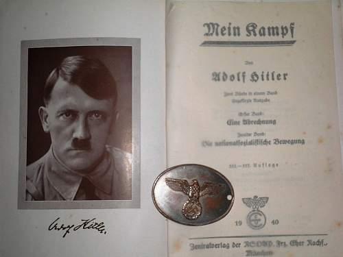 Mein Kampf-- opinions please