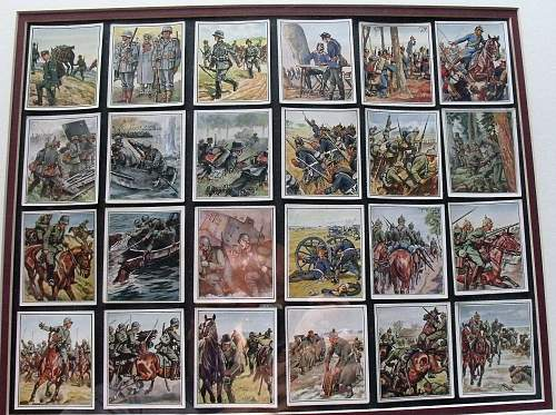 Cigarette Cards - got any?
