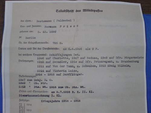 document translations