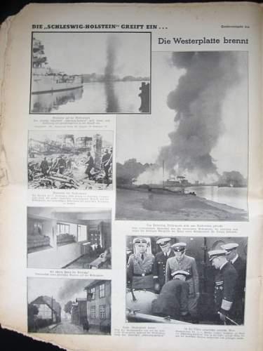 Poland campaign propaganda newspaper