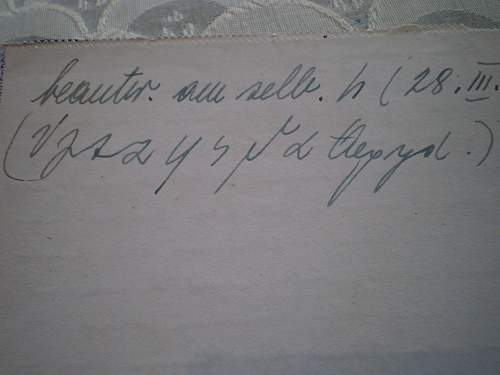 Help with a bit of Translating