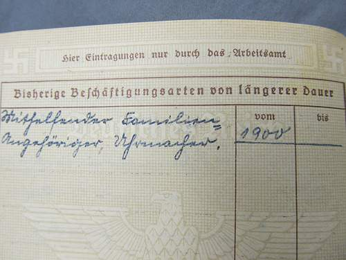 Please help me read my Arbeitsbuch