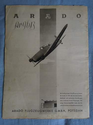 Click image for larger version.  Name:Der Adler - 10.April 1941 (rear).JPG Views:93 Size:188.3 KB ID:286855