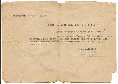 What does this letter refer to please?