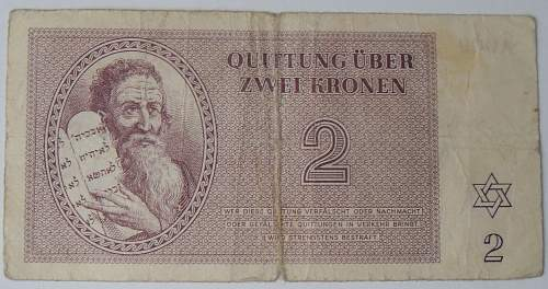 Theresienstadt Currency