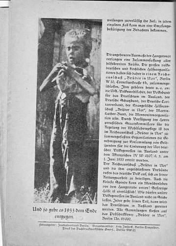 Interesting German Propaganda Magazin