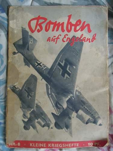 Click image for larger version.  Name:Bomben aüf Engeland Nr.8 (front).jpg Views:238 Size:241.2 KB ID:291780