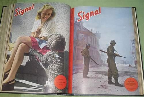 Signal Magazines 1940-45