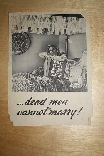 German Propaganda leafets