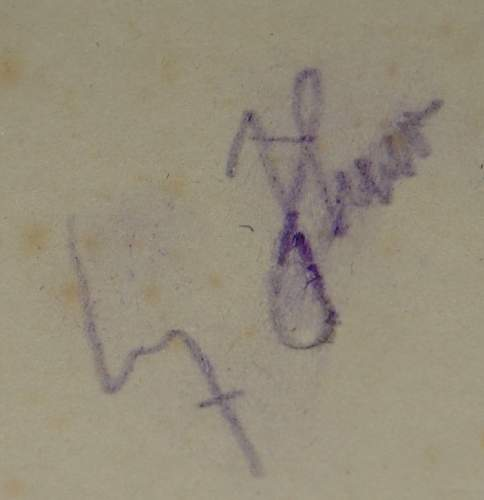 Is this Hitler's signature?