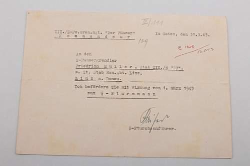 Signature Vinzenz Kaiser !