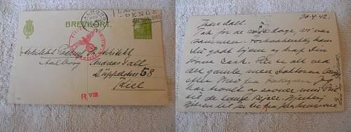 Click image for larger version.  Name:Dansk Brevkort 1 maj 1942.jpg Views:49 Size:276.5 KB ID:340238
