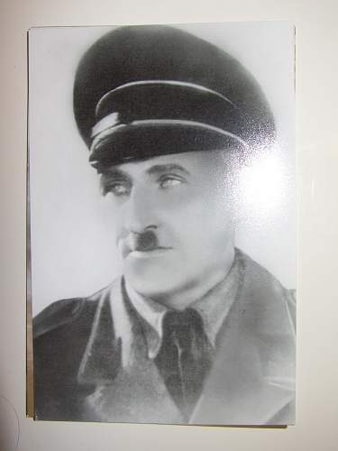 My Great Grandfather, Adolf H...