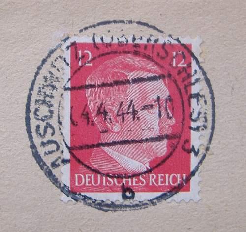 Hitlerpoststamps