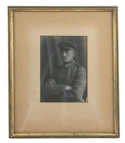 Portrait- Reichswehr or WWI?