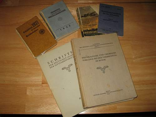 German Field Books Value?