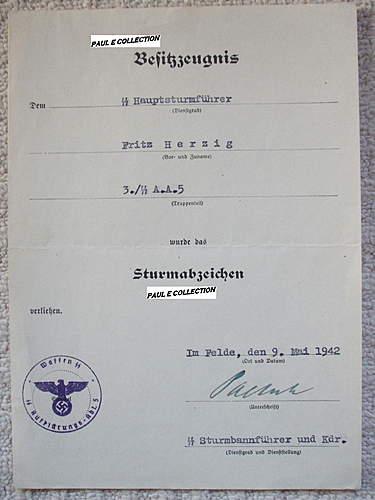 Click image for larger version.  Name:Ritterkreuz Fritz Herzig 009 (3).jpg Views:387 Size:213.9 KB ID:364841