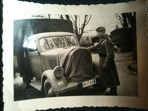 My Third Reich photograph collection