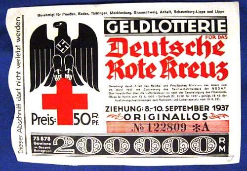 Gutschein & lottery
