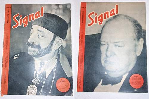Click image for larger version.  Name:Signal Danish 2 Marts og 2 April hæfte-  2 Marz and 2 April Magazine 1943.jpg Views:1112 Size:225.5 KB ID:396986