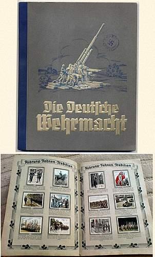 Click image for larger version.  Name:Zigaretten-Bilderdienst - Die Deutsche Wehrmacht - 0000.jpg Views:916 Size:52.5 KB ID:397252