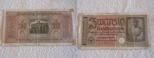 Click image for larger version.  Name:Zwanzig Reichsmark  nr L-8387514.jpg Views:225 Size:239.1 KB ID:397292