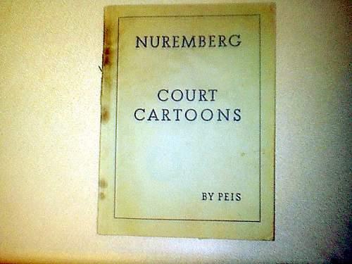 Help with collection Nurnberg trials original court docs