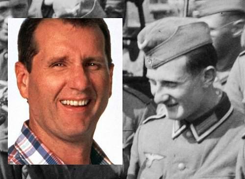 WW2 Celebrity Lookalikes