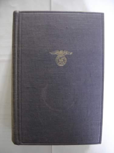 Period Mein Kampf Dutch edition