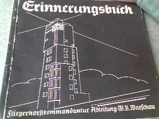 Fliegerhorst Warschau Propaganda Booklet