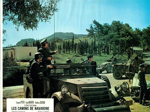 Some of my images from: Guns of Navarone.