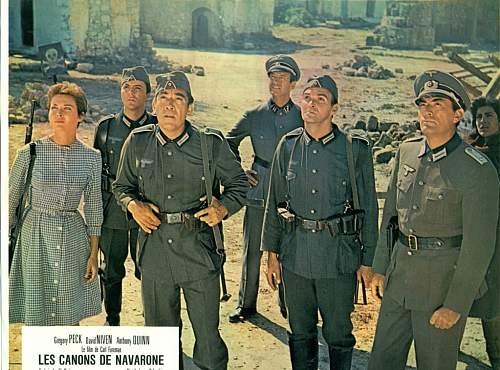 guns of navarone essay The guns of navarone (1961) quotes on imdb: memorable quotes and  exchanges from movies, tv series and more.