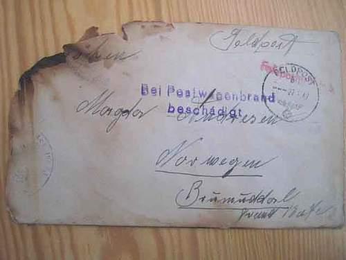 My favourite feldpost letter