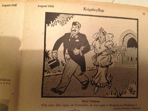 Wartime Caricatures