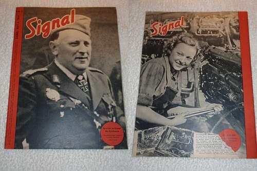Click image for larger version.  Name:Signal Heft 3 1944 German front- back.jpg Views:298 Size:222.6 KB ID:423793