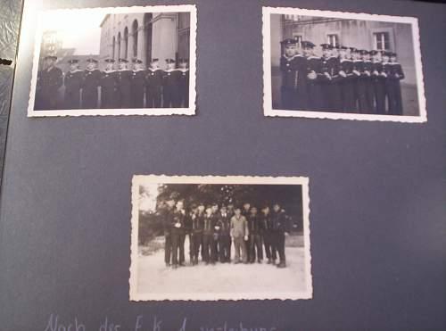 Hilfskreuzer Atlantis Photo Album.