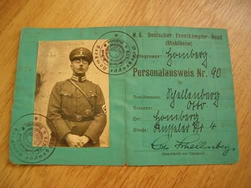 Stahlhelm ID