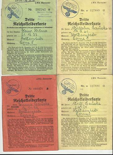 Click image for larger version.  Name:RATION BOOKS.jpg Views:350 Size:236.7 KB ID:440173