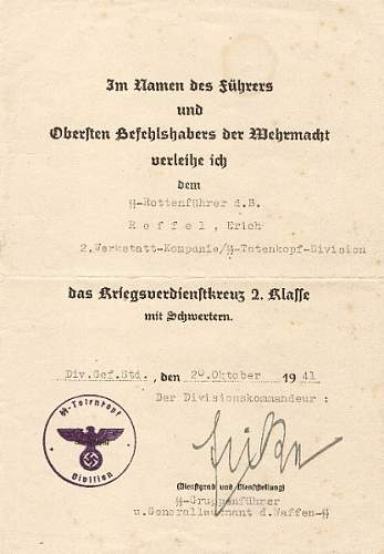Click image for larger version.  Name:signed by SS-Gruppenfuhrer THEODORE EICKE.jpg Views:182 Size:62.2 KB ID:44232