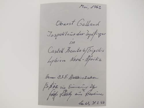Click image for larger version.  Name:Adolf galland signed photo back.jpg Views:67 Size:94.6 KB ID:444225