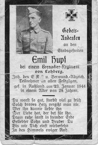Click image for larger version.  Name:Emil Hupf Death Card.jpg Views:98 Size:148.1 KB ID:444698