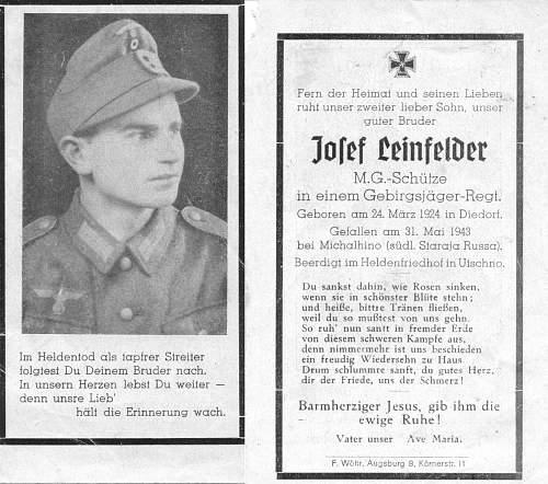 Click image for larger version.  Name:Josef Leinfelder Death Card.jpg Views:102 Size:238.6 KB ID:444702