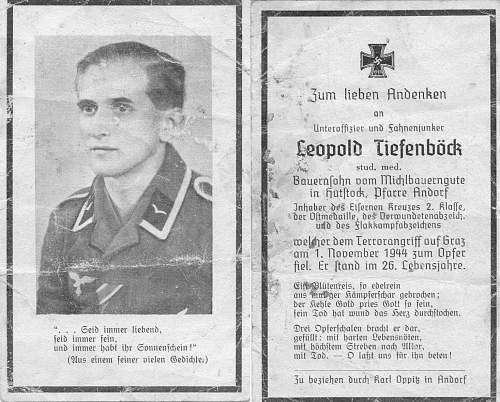 Click image for larger version.  Name:Leopold Tiefenbock Death Card.jpg Views:146 Size:250.0 KB ID:444703